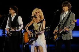 The Band Perry performs at the
