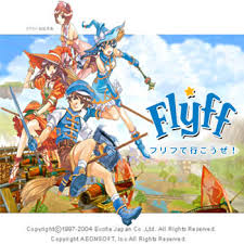 Flyff (Fly For Fun) Flyff