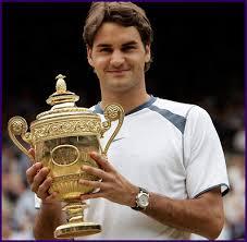 About Roger Federer