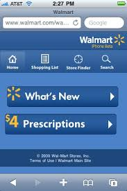 Walmart iPhone beta works