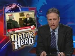 I follow The Daily Show
