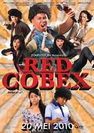 Poster film Red CobeX
