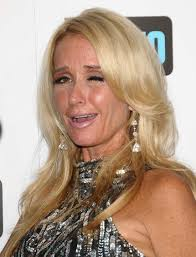 Kim Richards from RHOBH is In