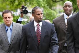 Jurors Watch Alleged R Kelly Sex Tape