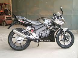 black used honda motorcycles