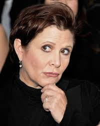 Carrie Fisher Snapshots