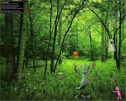 Screenshot Haunted Forest