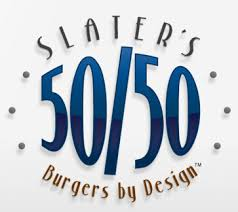 Slaters 50/50 - Burgers by