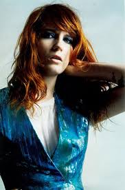 Florence (and the Machine)