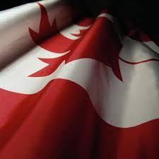 Bandera de Canadá