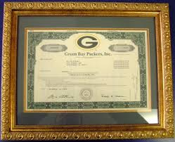 Bay Packers, Inc. stock