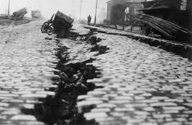 USGS said the earthquake was