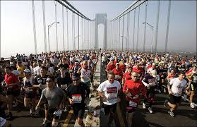 the NYC Marathon continued