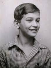 Peter Schiff a boy Anne Frank