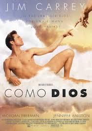 Cartel de la película, Como Dios, 2003
