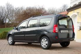 Dacia Logan DaciaLoganMCV