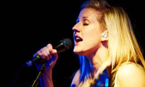 Singer, Ellie Goulding