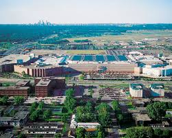 The Mall of America in