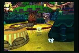SpongeBob Console Games
