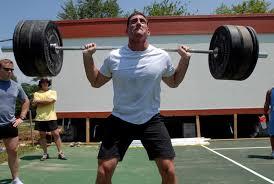 CrossFit workout craze sweeps