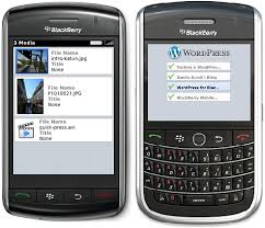 Wordpress  para Blackberry Actualizado al 1.0.208
