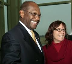 Herman Cain, former CEO of