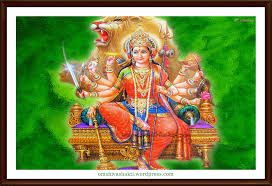Wallpapers Backgrounds - Durga inaccessible Bhadrakali Amba Jagadamba Mother