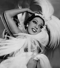 Josephine Baker was an actress