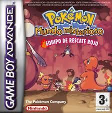 Visual Boy Advance + 3 Roms Pokemon [MF] Pokemundmisrojo_portada