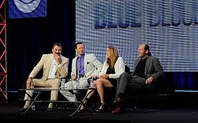 BLUE BLOODS TCA Panel Photos