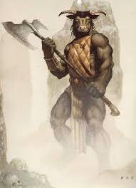 Meester Dier Minotauro
