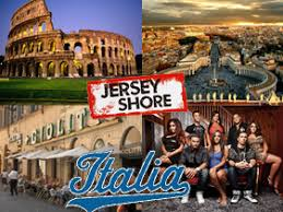 Jersey Shore Italy Bound For