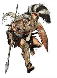 Soldado dos deuses Ares1