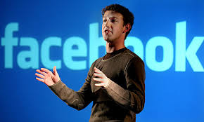 Facebook CEO and founder Mark
