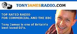 Tony James Goldmine Radio Show - tonyjamesbanner