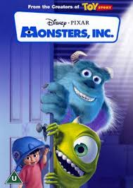 Monsters Inc (Audio Español Latino)