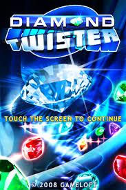 العبة الشيقة Diamond Twister