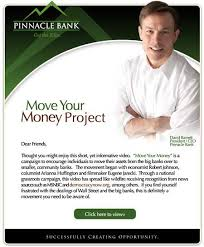 Bank � �Move Your Money�
