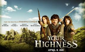 trailer for Your Highness