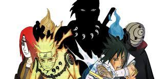 naruto madara sasuke pain yradoku  Rikudou