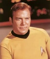 James Kirk, meet John Cleese - james-kirk