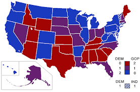 Red States, Blue States
