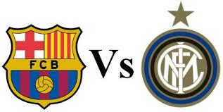 Skor Inter Milan Vs Barcelona - Semifinal Liga Champions