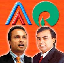 Ambani brothers
