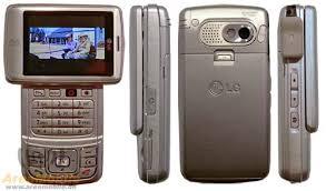 LG U900 Vierseiten