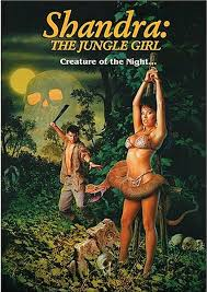 Phim Shandra: The Jungle Girl (1999)