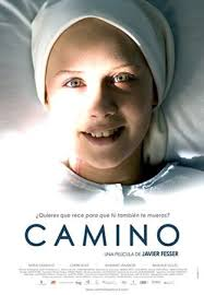 Cartel de la película Camino, 2008