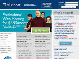 BlueHost is an indepentently