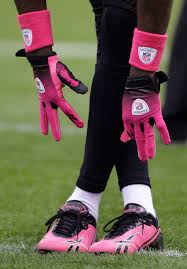 The NFL fights Breast Cancer&#8230;. Players &amp; Cheerleaders ROCK Pink!&#8230;.peep it out!