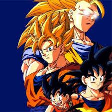 Seja Sayajin Goku8qu